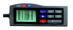 TR-200 - Anzeige der Härteparameter
