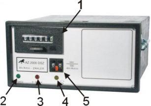 Amperestundenszähler